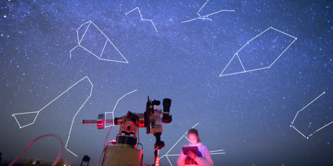 Astrofotografie voor beginners: download hier de slides